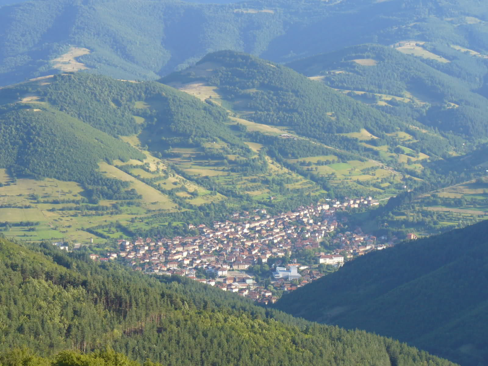 Town of Chiprovtsi